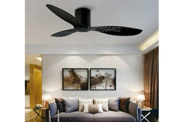 Quạt trần trang trí Luxury 3D