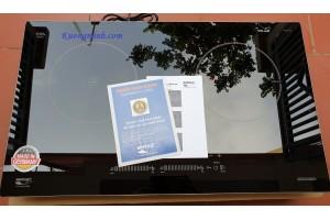 Đánh giá bếp từ đôi Inverter Napoliz ITC 6868 PLUS