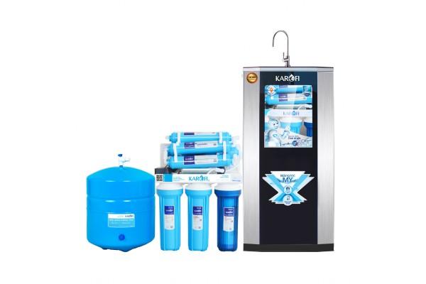 Máy lọc nước tinh khiết RO Karofi (Bình áp thép) KT70IQ/ KT80IQ/ KT90IQ/ KT90IQ-A