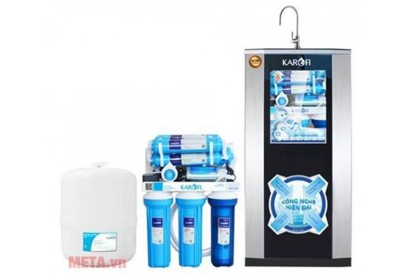 Máy lọc nước tiêu chuẩn sRO KAROFI KSI70/ KSI80/ KSI90/ KSI90-A