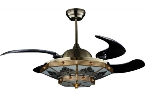 Quạt trần đèn C-917