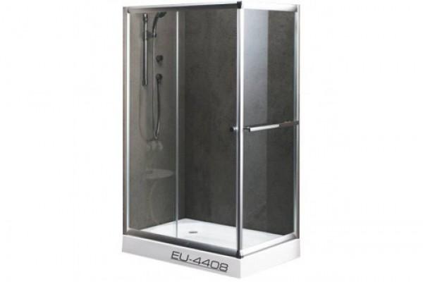Bồn tắm vách kính Euroking EU 4408
