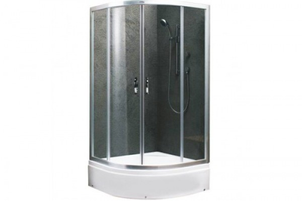 Bồn tắm vách kính Euroking EU 4441
