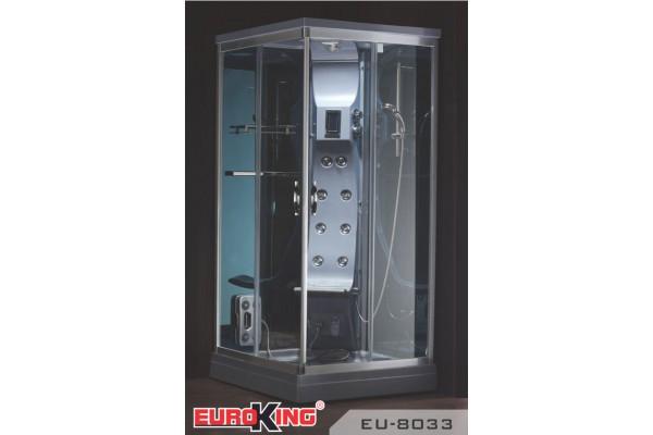 Phòng xông hơi Euroking EU 8033