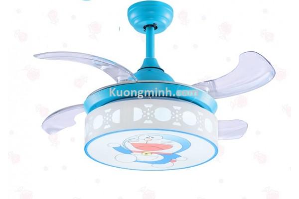 Quạt trần đèn phòng trẻ em CTE-28X