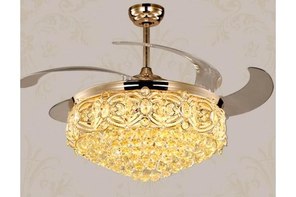 Quạt trần đèn C-999