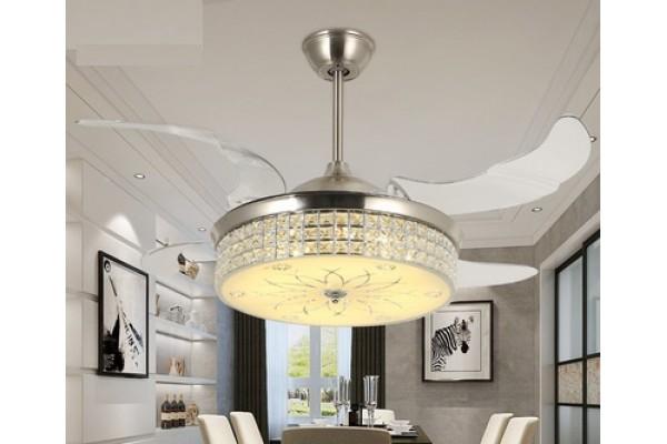 Quạt trần đèn C-26 Luxury