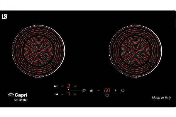 Bếp hồng ngoại Capri CR 812KT