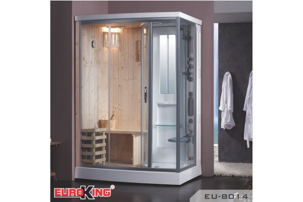 Phòng xông hơi Euroking EU 8014