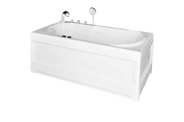 Bồn tắm nằm massage Euroca EU1-1680